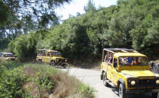 Dalyan jeep safari