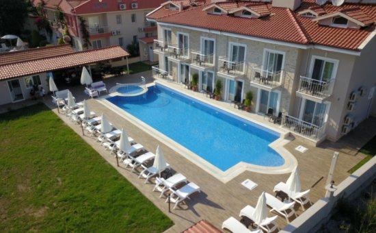 Dalyan Vespera Hotel. Dalyan otelleri