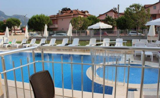 Dalyan Vespera Hotel. Aile odası